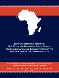 2003 Comprehensive Report on U.S. Trade and Investment Policy Toward Sub-Saharan Africa