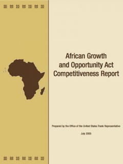2005 AGOA Competitiveness Report