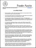 AGOA Trade Facts - April 2006