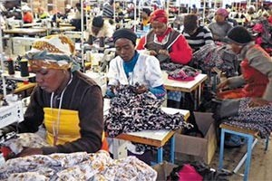 Weaving Success - SA textile industry has great job potential