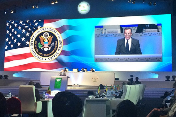 Background to the annual US-Africa AGOA Forum