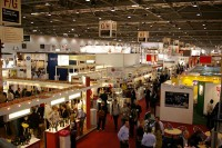 Participation at trade fairs
