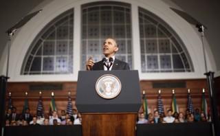Obama sets out vision of US-Africa partnership