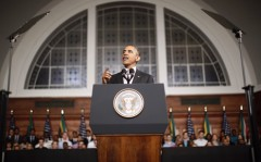 Obama sets out vision of US-Africa partnership