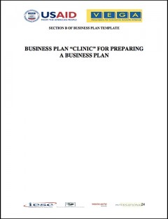 Presentation on business planning instruction and business plan template