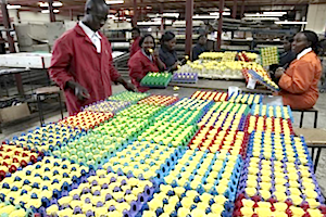 US eyes competition with Europe for Africa trade