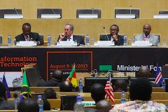 USTR Mike Froman's address at the AGOA Forum 2013
