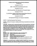 * AGOA 2014 hearings - OFFICIAL NOTICE