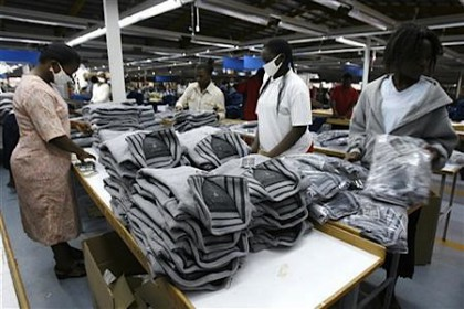 Made in Africa, duty-free in the US, AGOA up for renewal