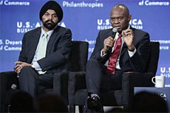 US-Africa Leaders Summit: CEOs promise to push AGOA further