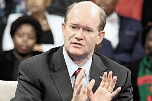 SA-US poultry groups 'need to take talks seriously' - Q&A with Senator Coons