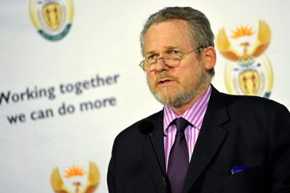 South Africa's Minister Davies confident of AGOA renewal for South Africa