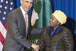 US and Africa to make trade history - US govt official