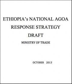Ethiopia - National AGOA Strategy (DRAFT)