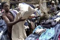 Uganda 'risks losing AGOA deal over used clothes ban'