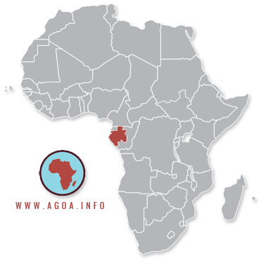 where is gabon in africa