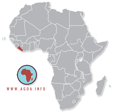 Liberia On Africa Map.Liberia Agoa Info African Growth And Opportunity Act